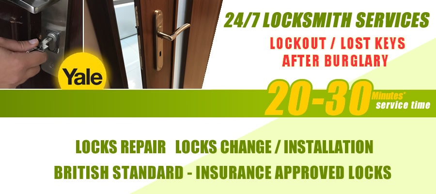 Ashtead locksmith services